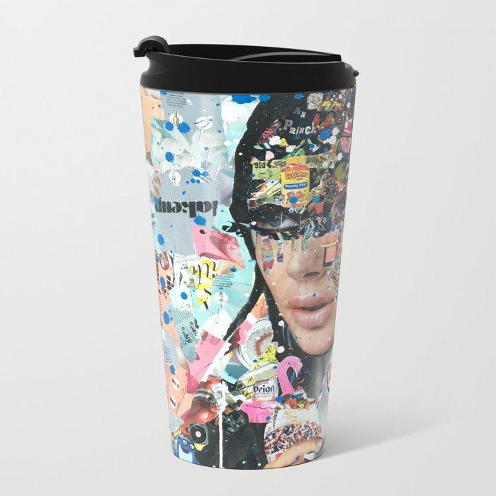 Abundance Metal Travel Mug