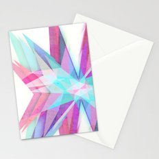 Triangles #5 Stationery Cards
