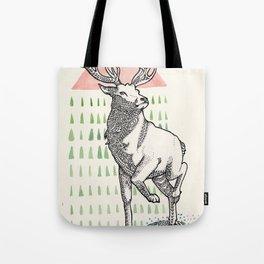 My Deer One Tote Bag