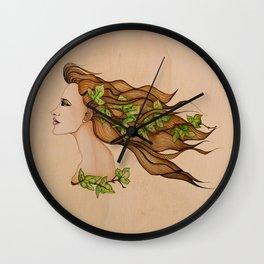 Isolde Wall Clock