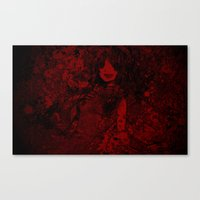 vocaloid Canvas Prints featuring Vocaloid Gumi awesome by cambam6