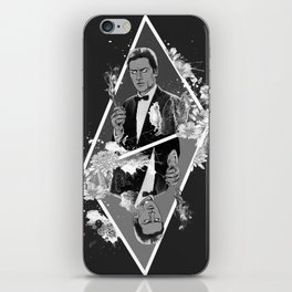 The Jack of Delon iPhone Skin