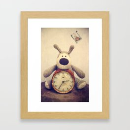 Gromit Framed Art Print