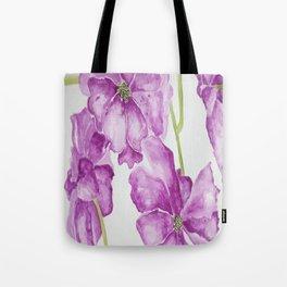 Flower lilac Tote Bag