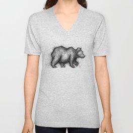 The Bear Necessities Unisex V-Neck