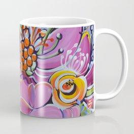 Graphic Floral 2 Coffee Mug