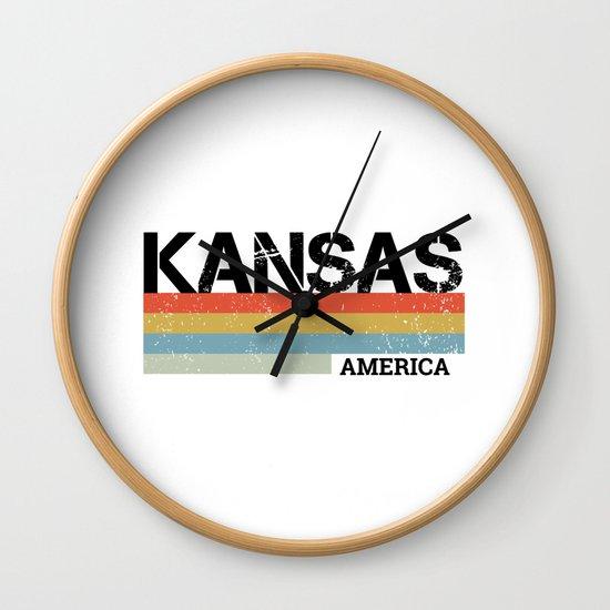 Kansas Design Gift & Souvenir For Kansas Print by shankthetank