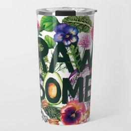 Rawsome - Plant Power Travel Mug