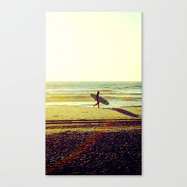 Surf Life Canvas Print
