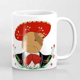Guinea pigs with sombreros Coffee Mug