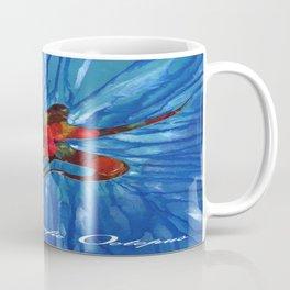 Great Pacific Octopus Coffee Mug