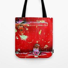 Corrosion Tote Bag