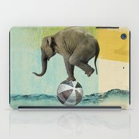 balance iPad Cases featuring Balance by Vin Zzep