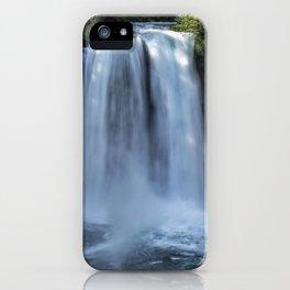 Koosah Falls No. 3 iPhone Case