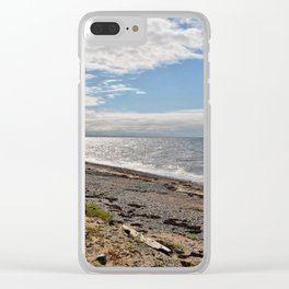 Ocean View Clear iPhone Case