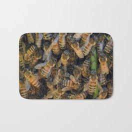 Beautiful Bees Bath Mat