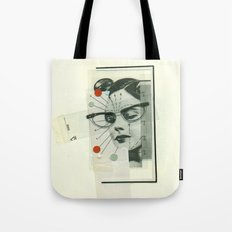 Girls Who Wear Glasses Tote Bag
