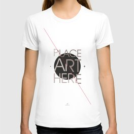 The Art Placeholder T-shirt