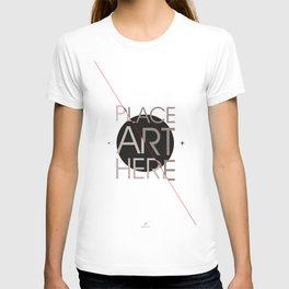 The Art Placeholder T-shirt