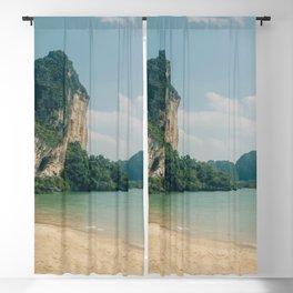 Thailand Beach Blackout Curtain