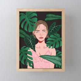 Imperfectly Perfect Framed Mini Art Print