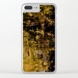 Voices Of The Night No.1k by Kathy Morton Stanion Clear iPhone Case