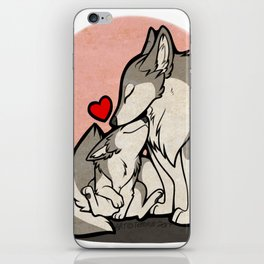 Mothers Day Canines iPhone Skin