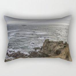 Light on the Horizon Rectangular Pillow