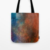 chameleon Tote Bags featuring Chameleon by Bestree Art Designs