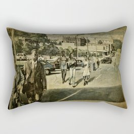 We Are You   Newburgh NY Rectangular Pillow