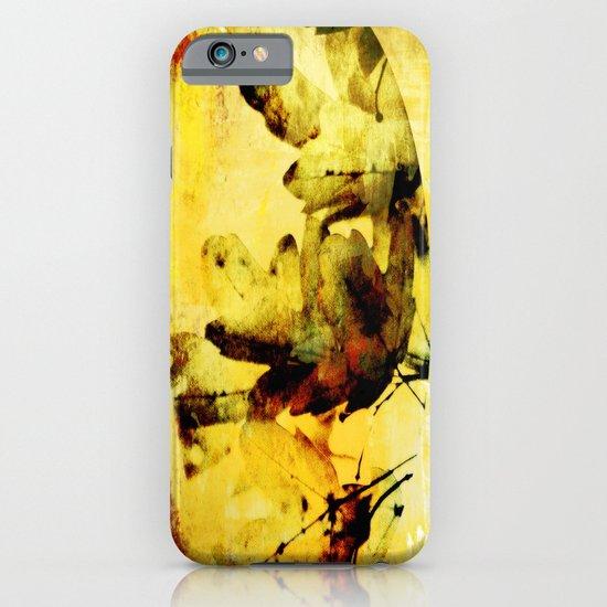 Burned colors iPhone & iPod Case