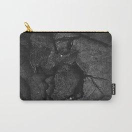 Broken Metallic Carry-All Pouch