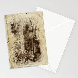paleo warrior Stationery Cards