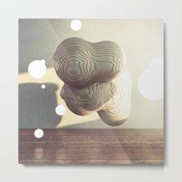 Day 0346 /// Floorhours 3.59 Metal Print