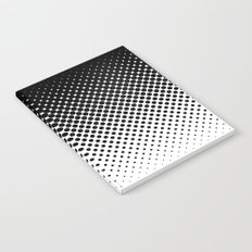 Halftone Gradient Notebook