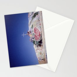 Salvation Mountain Cheki Stationery Cards