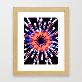 Eternal Love - ILLdesign Framed Art Print