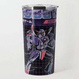 Video Game Robot - Model N Travel Mug