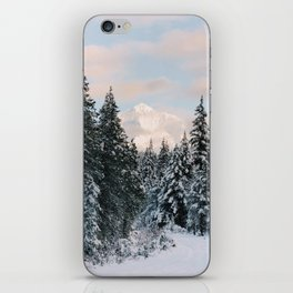 Mt. Hood National Forest iPhone Skin