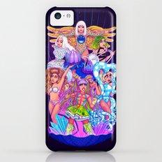 Farewell art RAVE Slim Case iPhone 5c