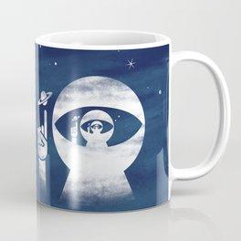 Discover Yourself Coffee Mug