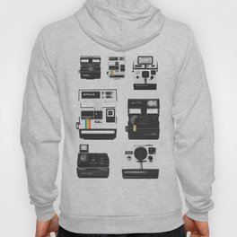 Instant Cameras - Collection Hoody