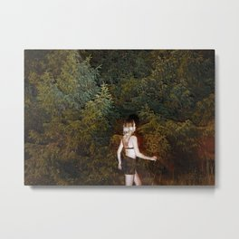 When you See me Again, It won't Be me Metal Print