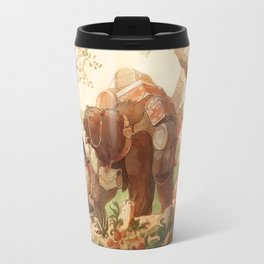Dwarfen merchant Travel Mug
