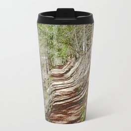 FOREST OF PARALLEL SHADOWS Travel Mug
