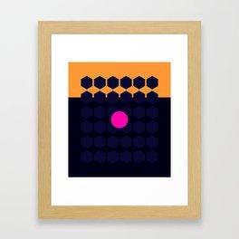Swoon Framed Art Print