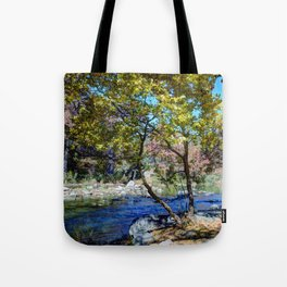 The Hill Country Tote Bag