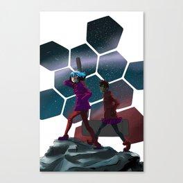Artificial Nocturne   Canvas Print