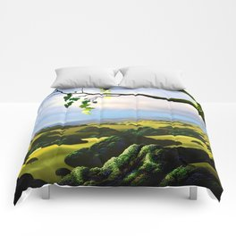 Into The Valley Comforters