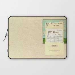 Space Colonies Are Overdue Laptop Sleeve
